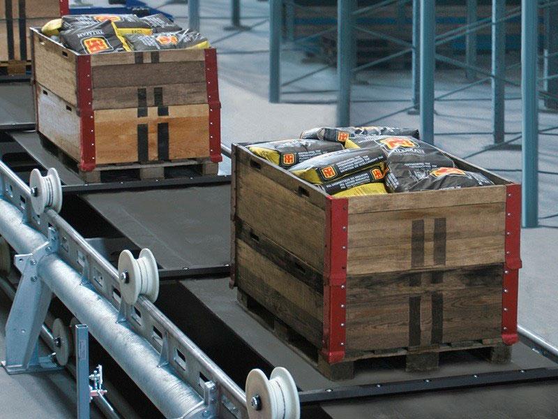 NR 12 - Transportadores de materiais